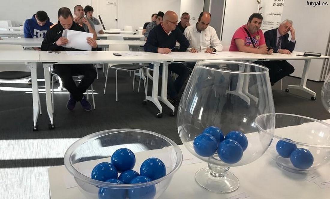 Fútbol 8 / Sorteadas as fases galegas