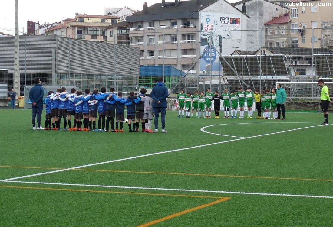 Fútbol 8 / Resumo da 8ª xornada