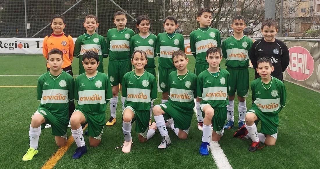 Fútbol 8 / Houbo de todo na xornada