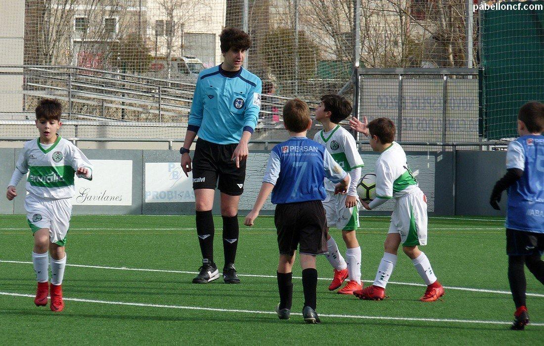 Fútbol 8 / Resumo da xornada