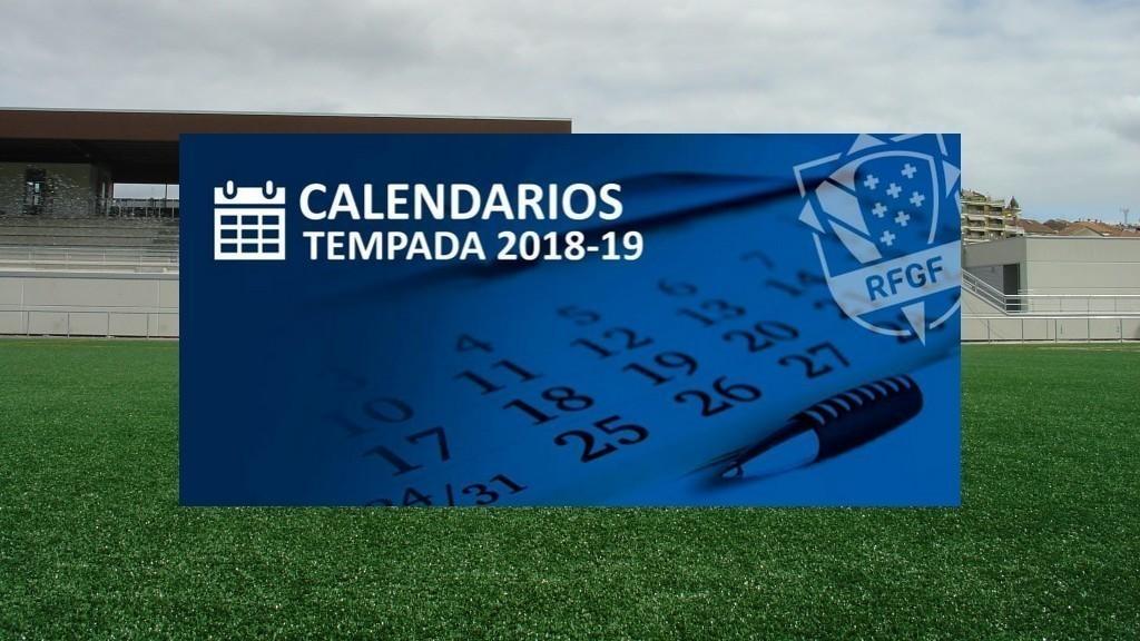 Sorteados os calendarios