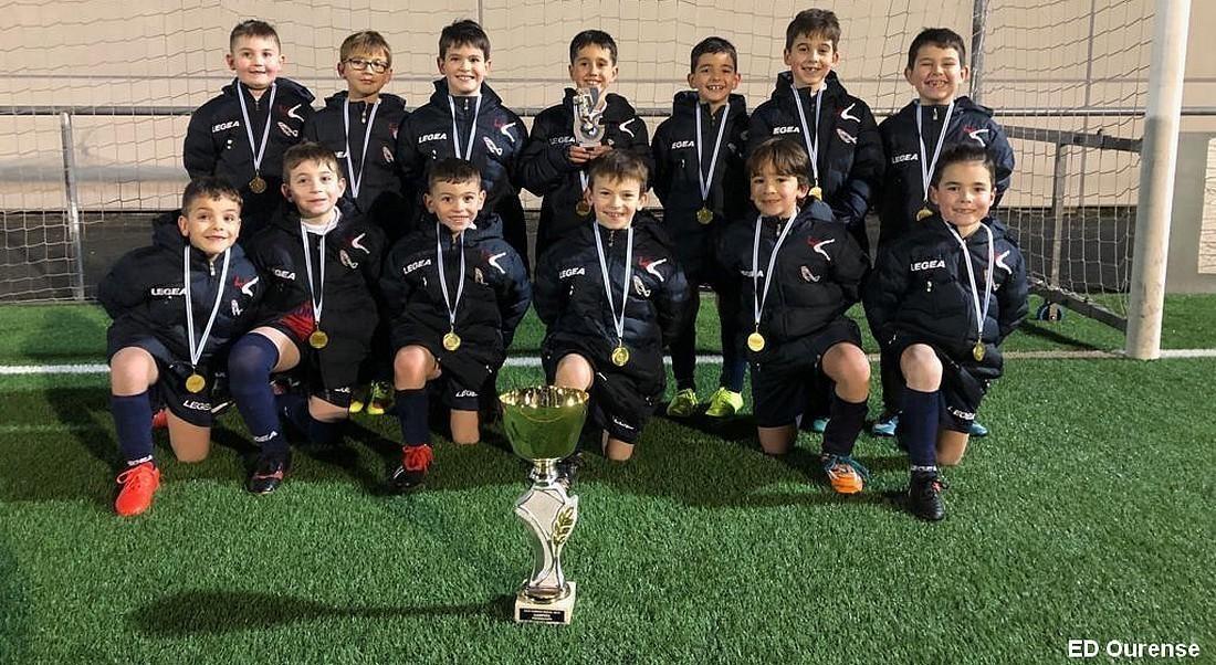 Premio final para a ED Ourense