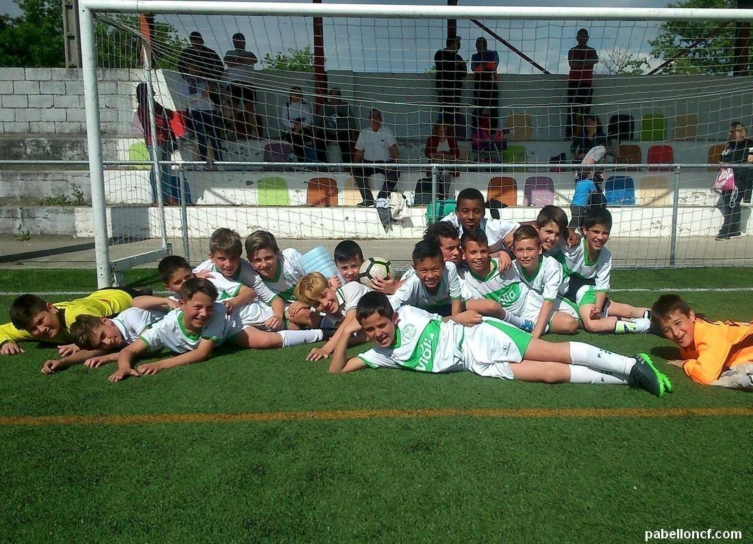 Fútbol 8 l Xornada de celebracións