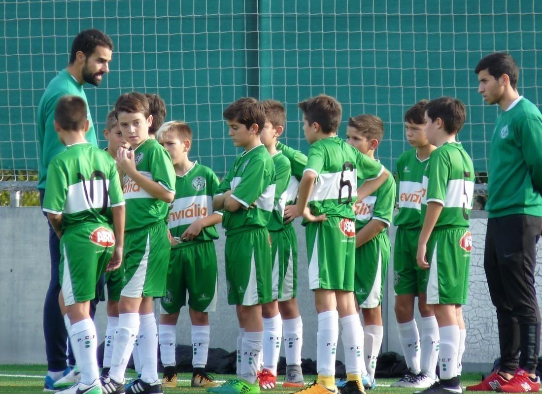 Ampla representación de equipos do club nos Torneos de Semana Santa
