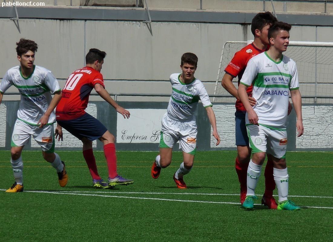 LN Xuvenil l Novo paso adiante co empate (1-1) en Lugo