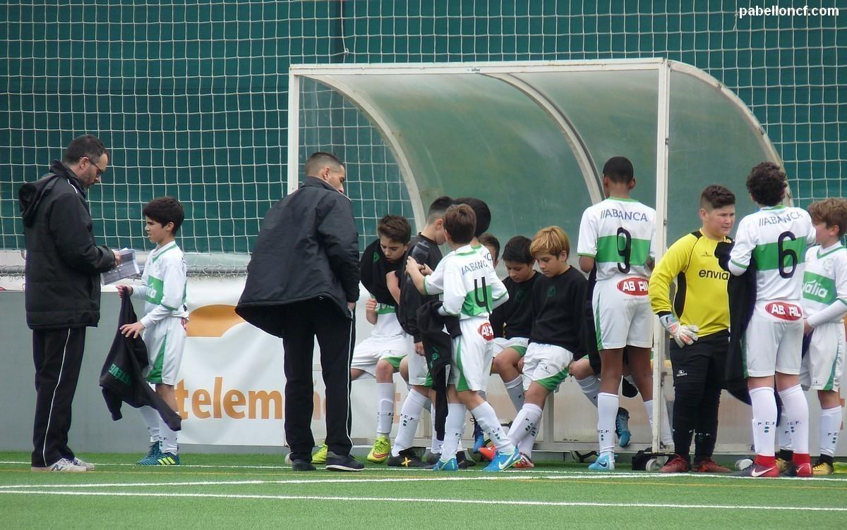 Fútbol 8 / Plantel de adestradores