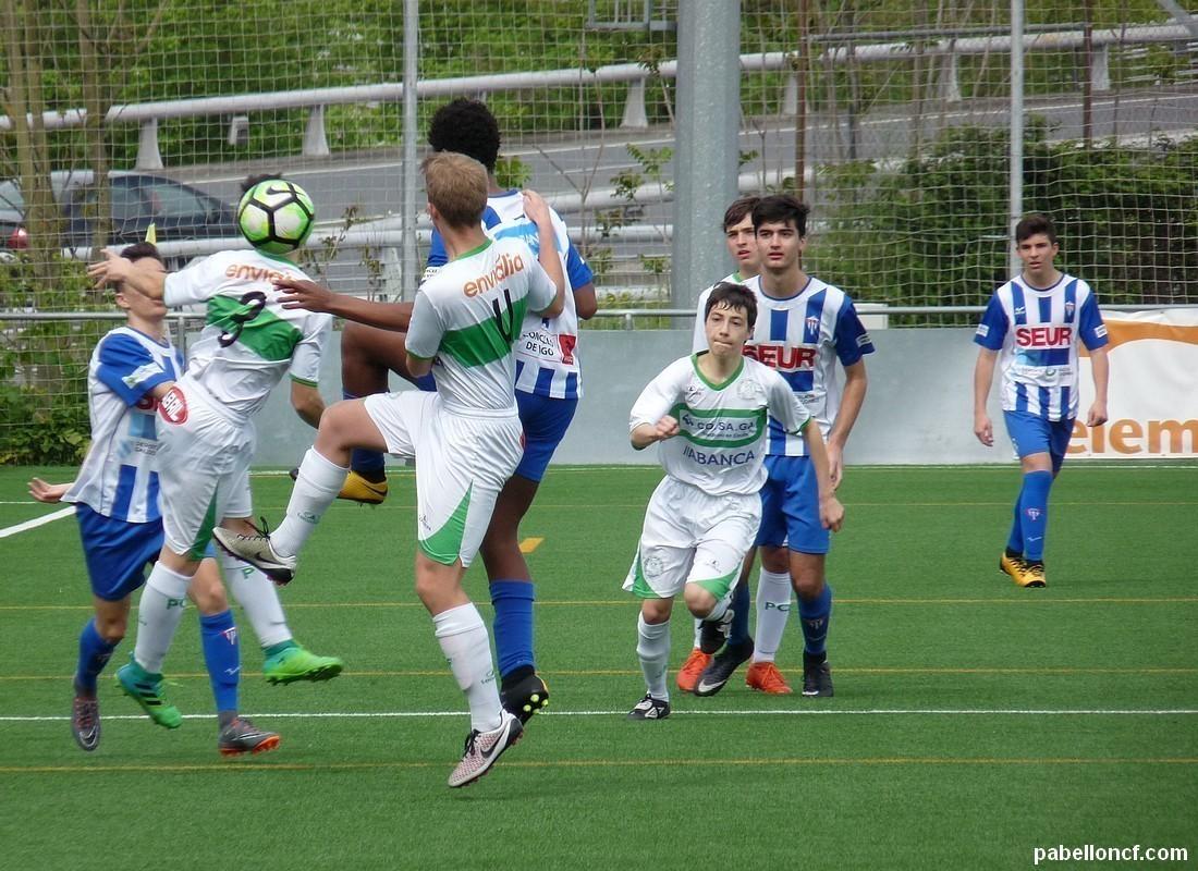 Fútbol 11 / O Promesas infantil, con opcións ao ascenso