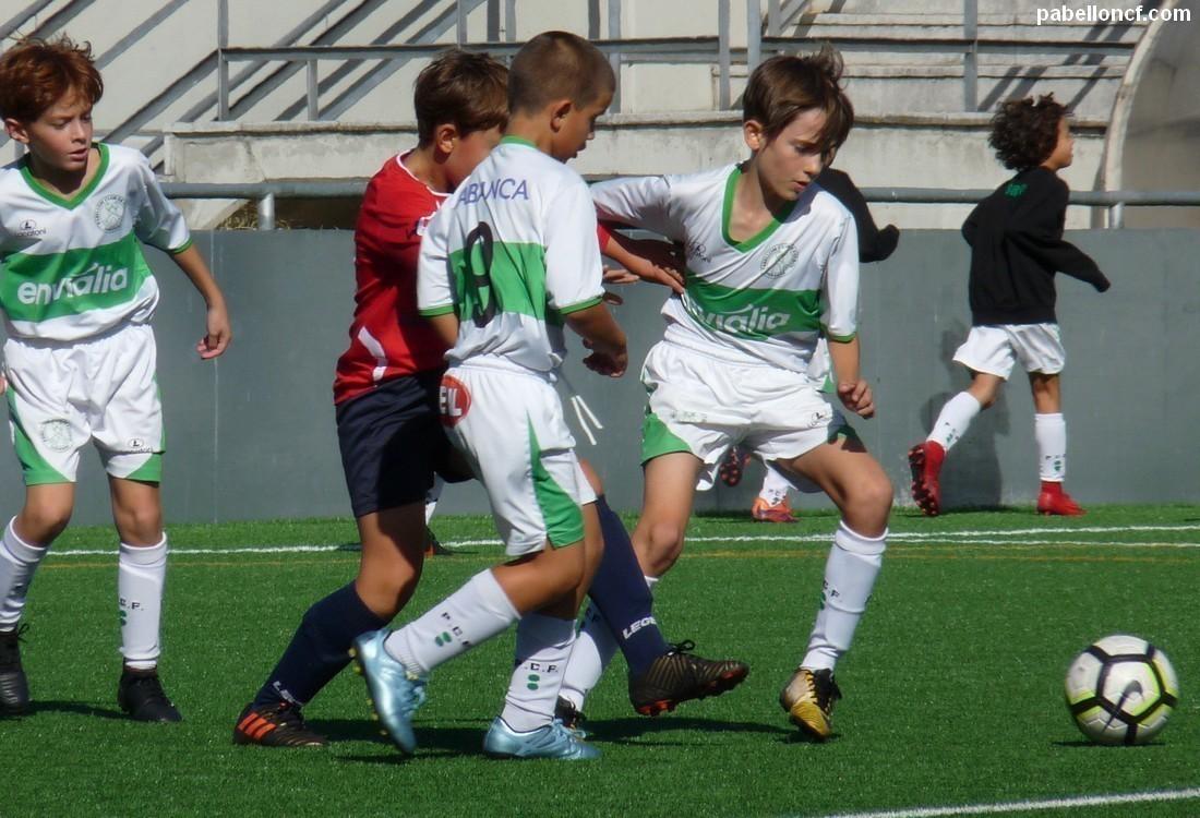 Fútbol 8 / Bo inicio das competicións