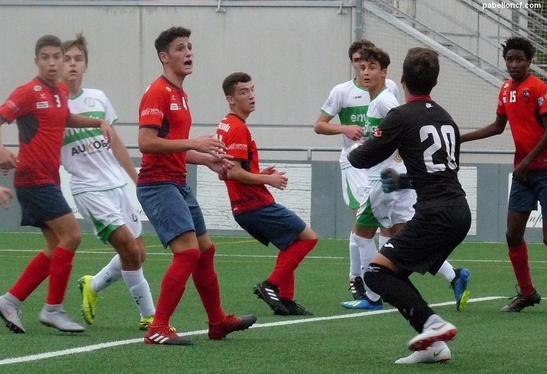 Fútbol 11 / Xornada pouco propicia