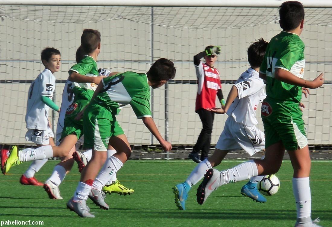 Fútbol 8/ Resumo da xornada