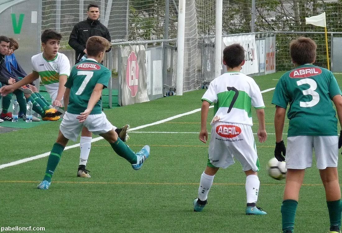 Fútbol 11/ Resumo da xornada