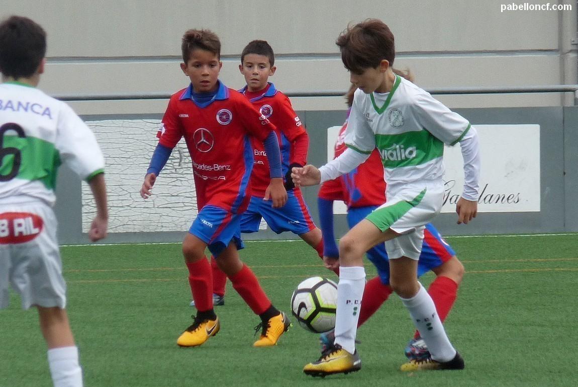 Fútbol 8 / Resumo da 5ª xornada