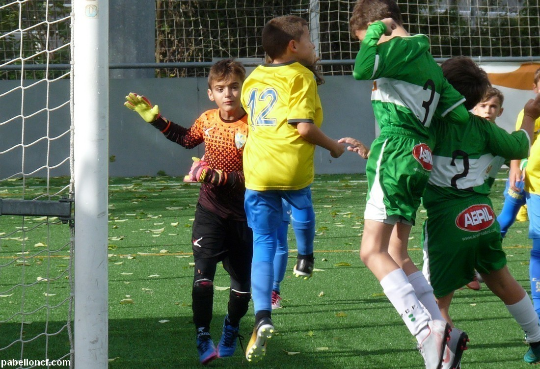 Fútbol 8 / Resumo da 6ª xornada