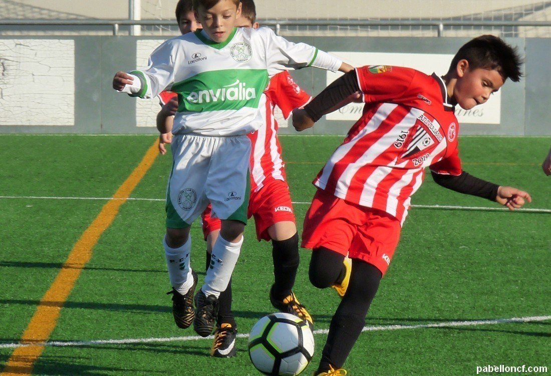 Fútbol 8 / Resumo da 7ª xornada