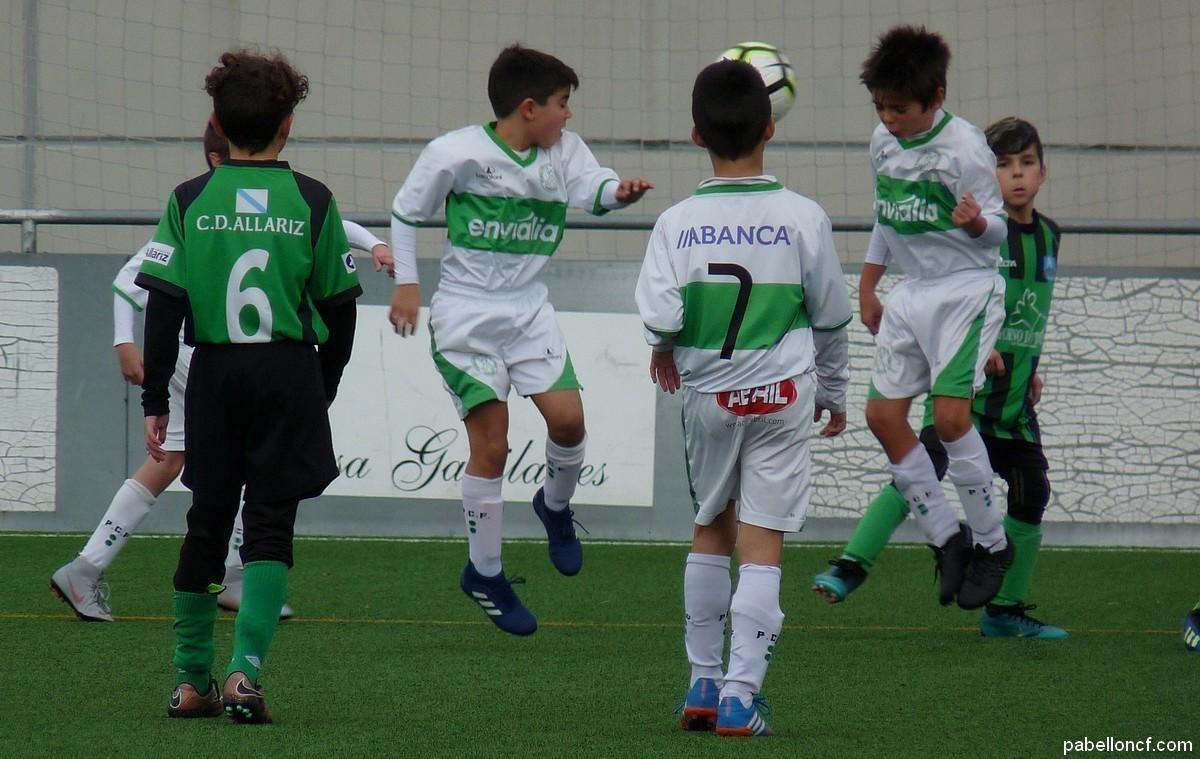 Fútbol 8 / Rematou a 1ª Fase