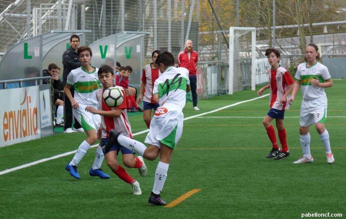Fútbol 11 / Aceptable fin de semana