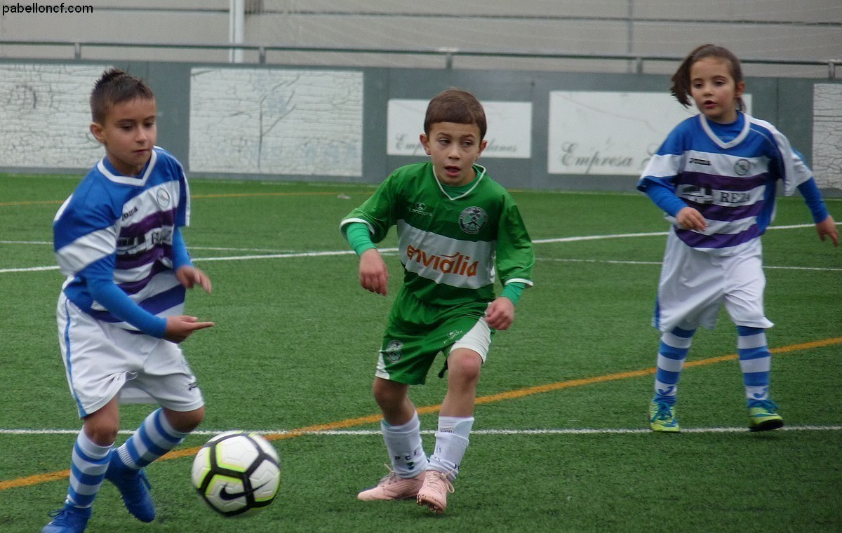 Fútbol 8 / Comezou a 2º parte das competicións