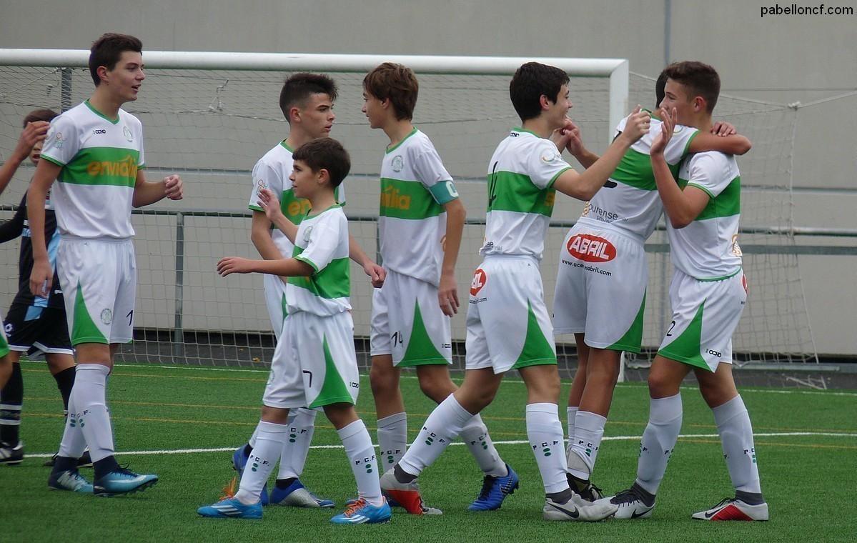 Fútbol 11 / Resumo da dobre xornada