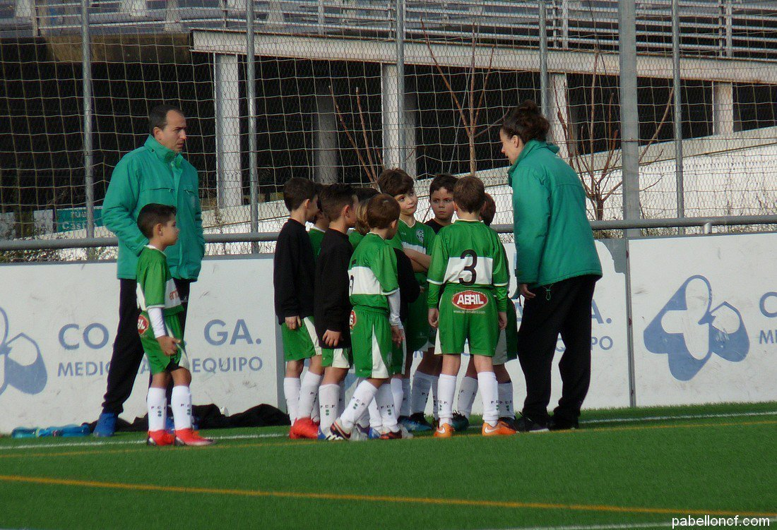 Fútbol 8 / Bo balance dos nosos