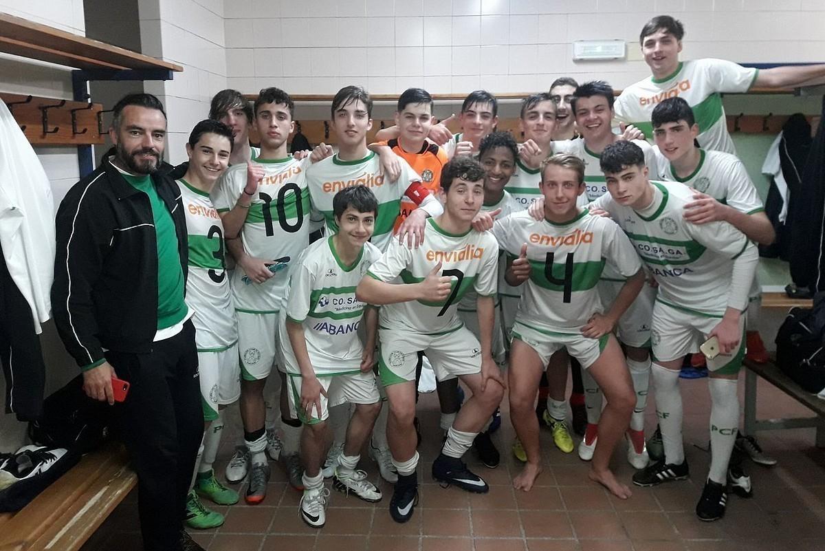 "Fútbol 11 l Titánica vitoria do Xuvenil ""B"""