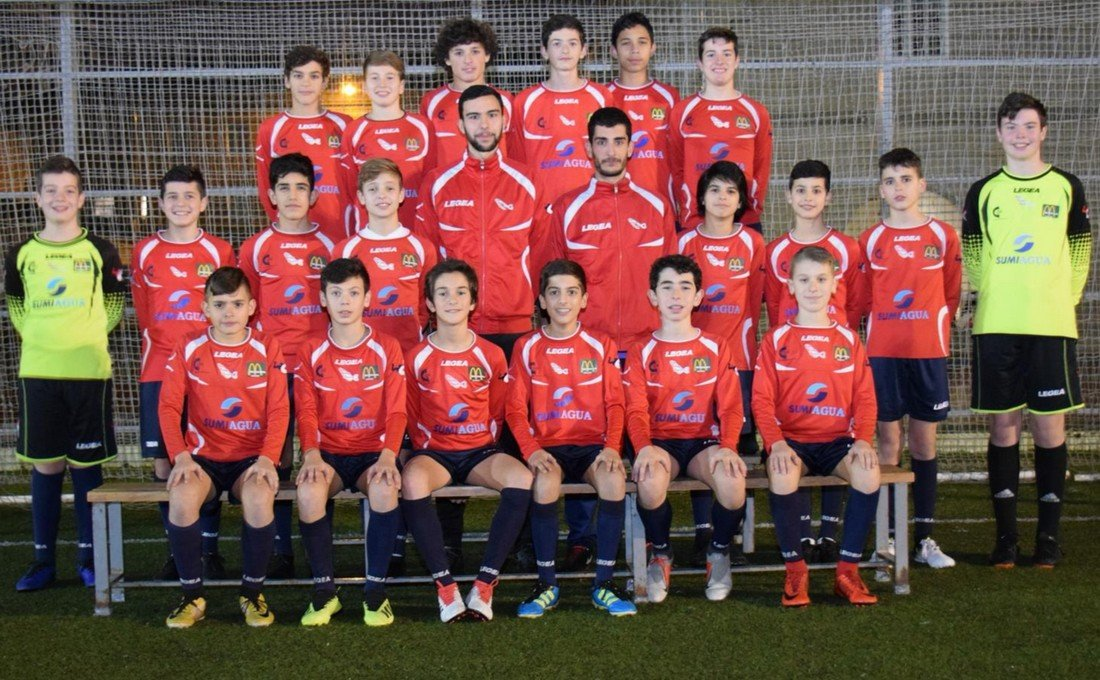 Equipos ED Ourense 2018-2019